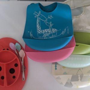 Baby dining essentials bundle